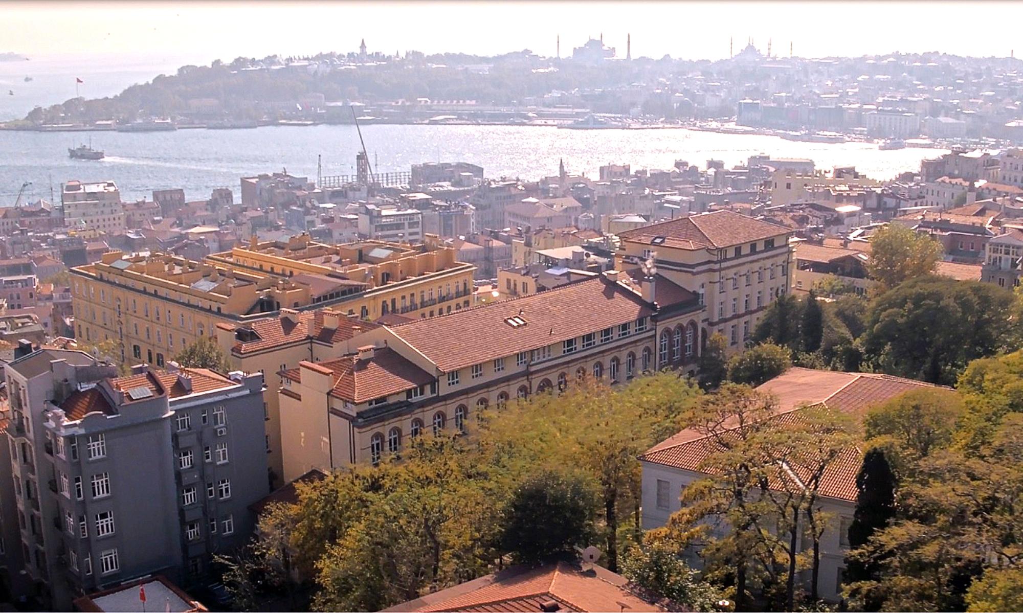 Istanbul Alman Lisesi 1868
